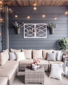 Attractive Lake House Decorating Ideas For You 24