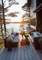 Attractive Lake House Decorating Ideas For You 50
