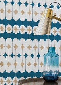 Awesome Retro Wallpaper Decor Ideas To Try 26