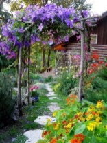 Awesome Succulent Garden Ideas In Your Backyard 38