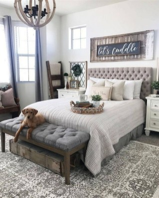 Best Master Bedroom Decor Ideas That Looks Cool 33