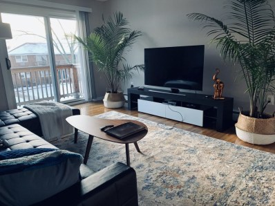 Cozy Masculine Living Room Design Ideas To Try 19