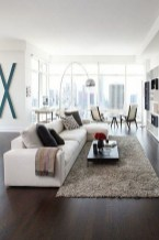 Cozy Masculine Living Room Design Ideas To Try 45