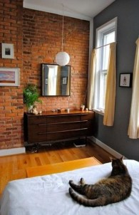 Delicate Exposed Brick Wall Ideas For Interior Home Design 12