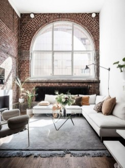 Delicate Exposed Brick Wall Ideas For Interior Home Design 32