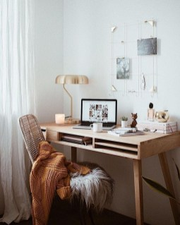 Delightful Home Office Design Ideas For Women 29