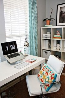 Delightful Home Office Design Ideas For Women 32