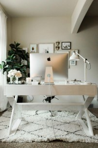 Delightful Home Office Design Ideas For Women 38