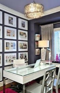 Delightful Home Office Design Ideas For Women 41