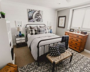 Excellent Teenage Boy Room Décor Ideas For You 01