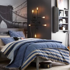 Excellent Teenage Boy Room Décor Ideas For You 21