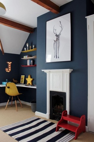 Excellent Teenage Boy Room Décor Ideas For You 25