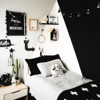 Excellent Teenage Boy Room Décor Ideas For You 26