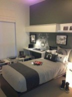 Excellent Teenage Boy Room Décor Ideas For You 33