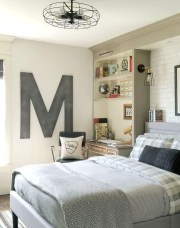 Excellent Teenage Boy Room Décor Ideas For You 35