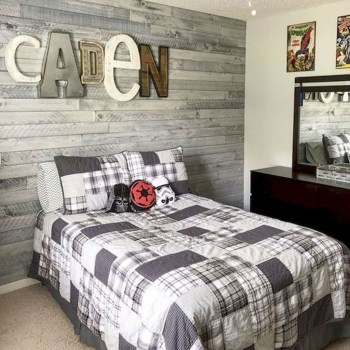 Excellent Teenage Boy Room Décor Ideas For You 37