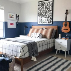 Excellent Teenage Boy Room Décor Ideas For You 43