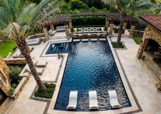 Fantastic Mediterranean Swimming Pool Designs Ideas Out Of Your Dreams 01