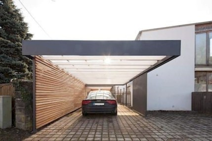 Graceful Car Garage Design Ideas For Your Home 15