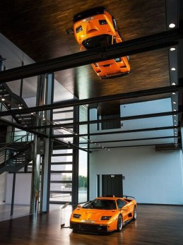 Graceful Car Garage Design Ideas For Your Home 41