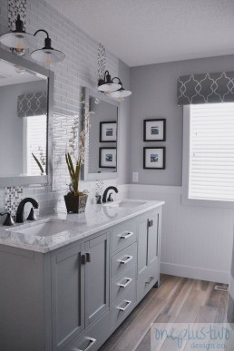 Hottest Small Bathroom Remodel Ideas For Space Saving 25