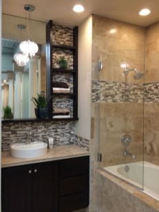 Hottest Small Bathroom Remodel Ideas For Space Saving 40