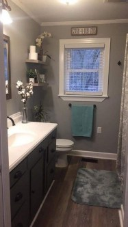 Hottest Small Bathroom Remodel Ideas For Space Saving 45