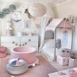 Latest Kids Room Design Ideas That Will Make Kids Happy 42