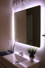 Newest Bathroom Mirror Decor Ideas To Try 09