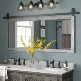 Newest Bathroom Mirror Decor Ideas To Try 19