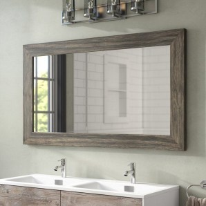 Newest Bathroom Mirror Decor Ideas To Try 45