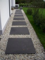 Popular Garden Path And Walkway Ideas To Your Outdoor Space 04