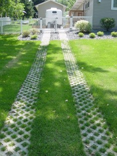 Popular Garden Path And Walkway Ideas To Your Outdoor Space 16