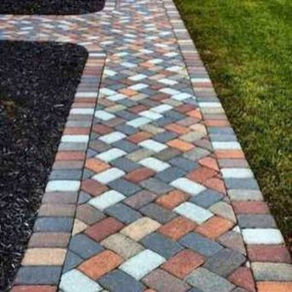Popular Garden Path And Walkway Ideas To Your Outdoor Space 29