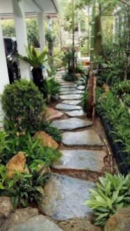 Popular Garden Path And Walkway Ideas To Your Outdoor Space 31