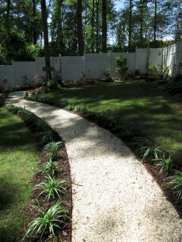 Popular Garden Path And Walkway Ideas To Your Outdoor Space 51