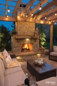 Relaxing Living Room Design Ideas For Outdoor 47
