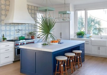 Splendid Coastal Nautical Kitchen Ideas For This Season 04