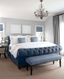Top Blue Master Bedroom Design Ideas That Looks Great 03
