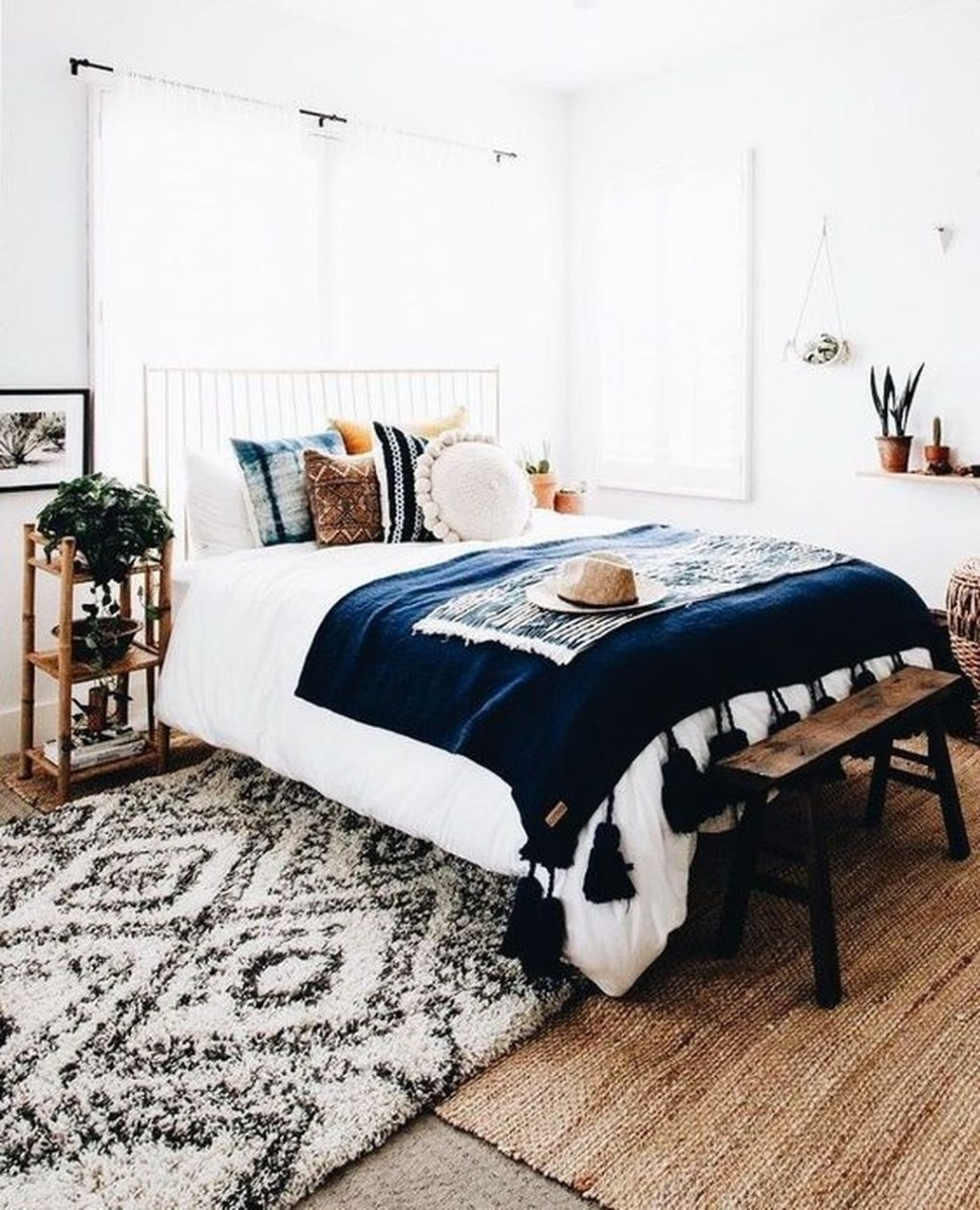 Top Blue Master Bedroom Design Ideas That Looks Great 05
