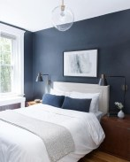 Top Blue Master Bedroom Design Ideas That Looks Great 28