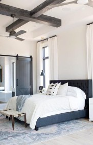 Top Blue Master Bedroom Design Ideas That Looks Great 32