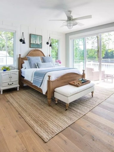 Top Blue Master Bedroom Design Ideas That Looks Great 41