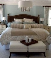 Top Blue Master Bedroom Design Ideas That Looks Great 52