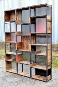 Trendy Wood Industrial Furniture Design Ideas To Try 20