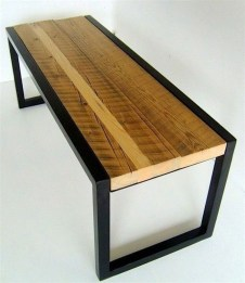 Trendy Wood Industrial Furniture Design Ideas To Try 25