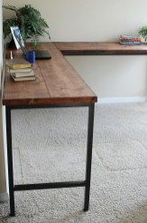 Trendy Wood Industrial Furniture Design Ideas To Try 34
