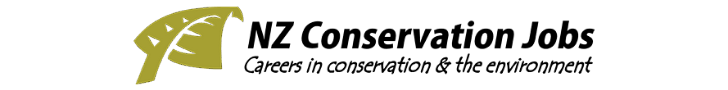 NZ Conservation Jobs