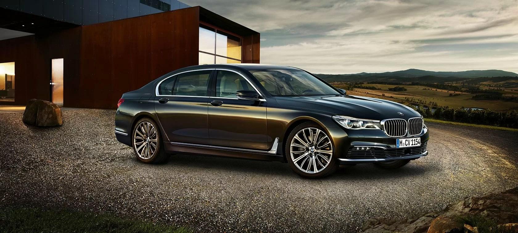 新型BMW7シリーズ画像
