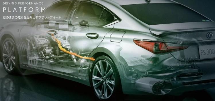 新型レクサスESの実燃費ってどうよ!?FスポーツもJC08モードで23.4km/L。カムリには劣るが燃費が悪いわけじゃない。
